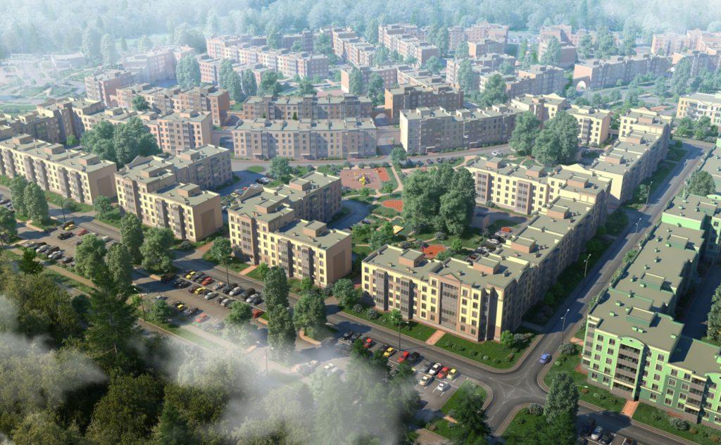 Город Сертолово входит в состав Всеволожского района Ленинградской области
