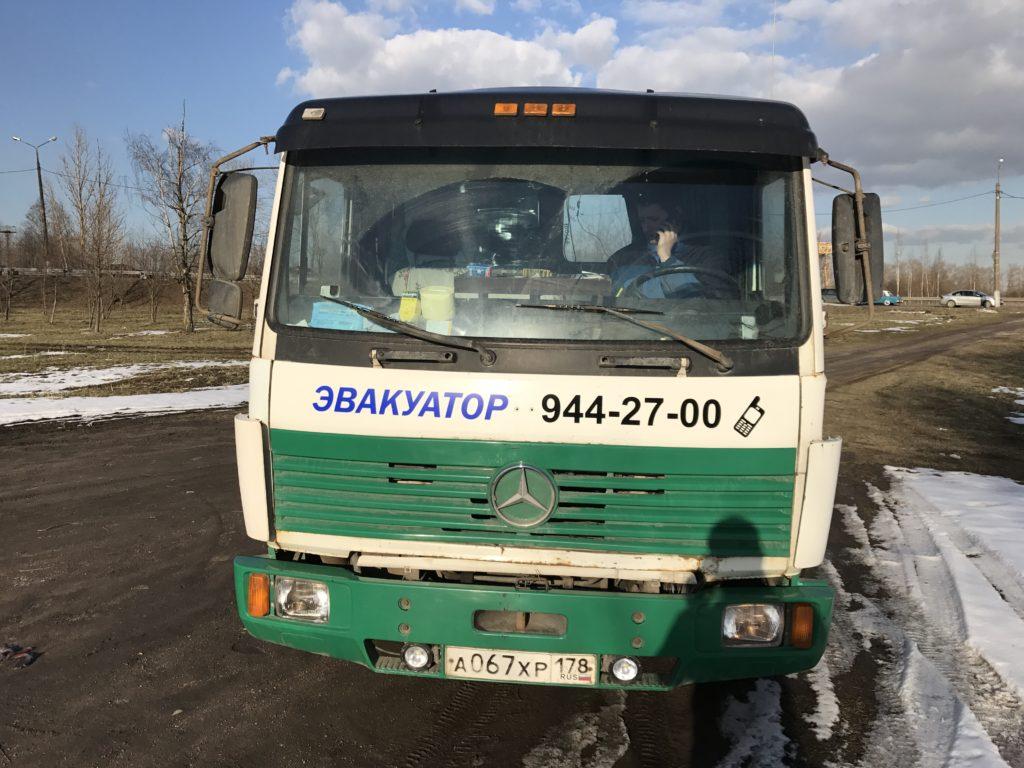 Вызвать эвакуатор в Гатчина можно по круглосуточному номеру телефона 8921)944-27-00