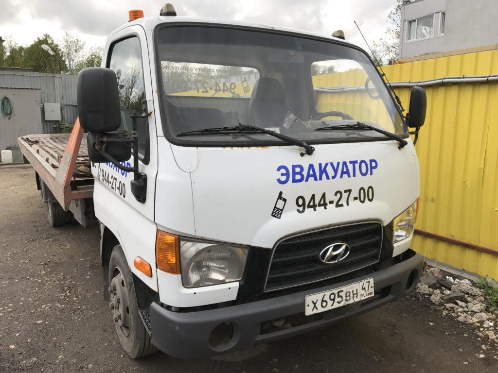Эвакуатор в Кировске вызвать дешево и быстро от 1000 рублей. Заказать по телефону 944-27-00