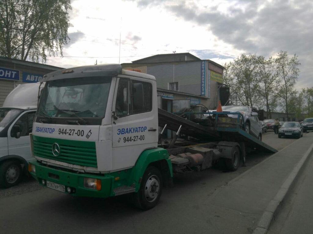 Эвакуатор во Всеволожском районе дешево и быстро от 1000 руб/час