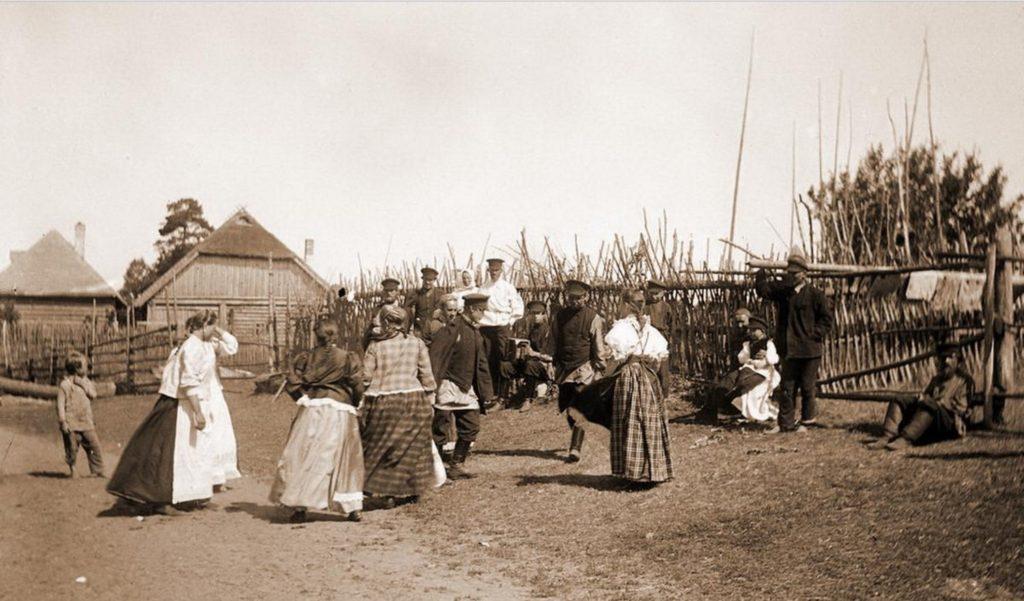 После захвата территории нынешнего Сертолова сюда отправляли финоязычных поселенцев