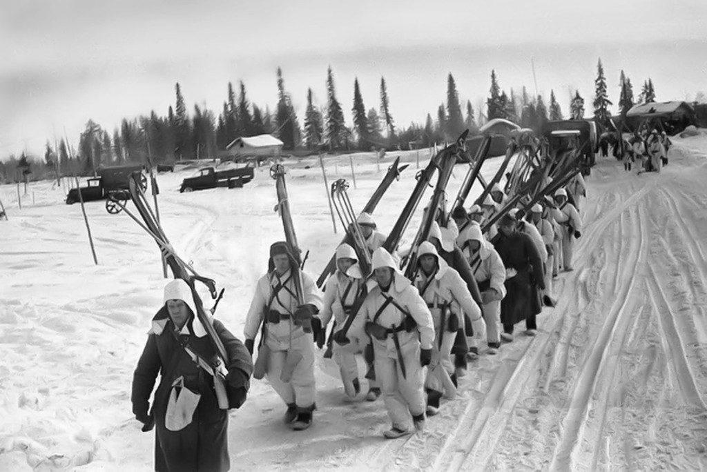 В годы Велико-Отечественной войны поселок Териоки снова отошел на сторону СССР
