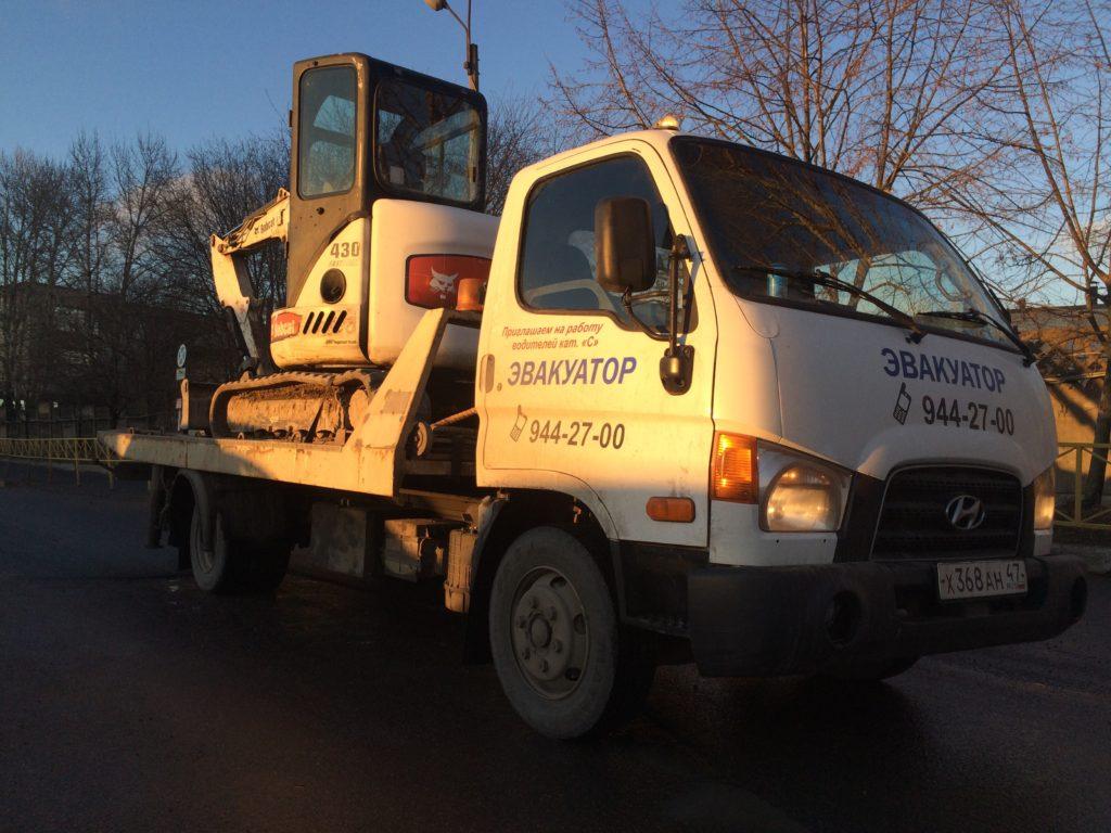 Услуги эвакуатора в Сосновом Бору от компании EVAKUATOR-RU это надежной сотрудничество по низкой цене