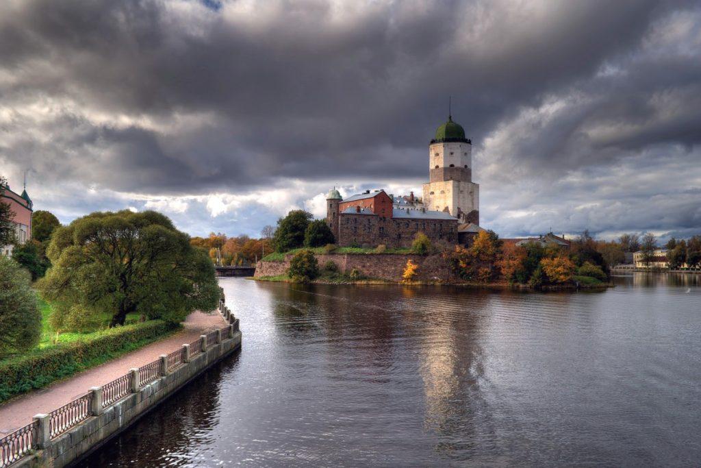 Виипури финское название города Выборг
