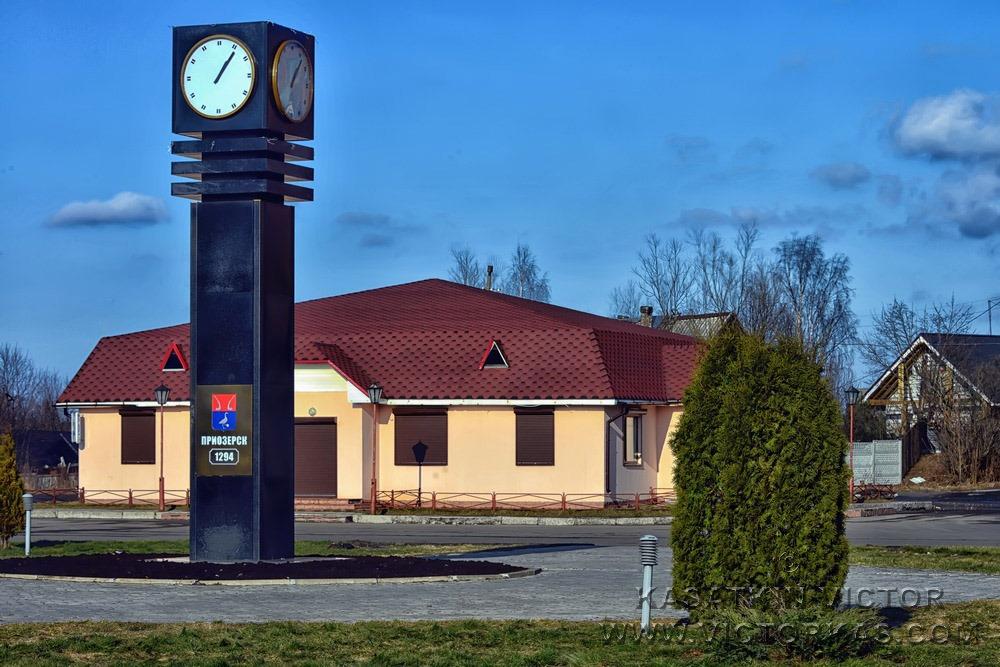 """Первое название города Приозерск было  """"Корела"""" как город крепость на Корельском перешейке"""